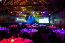 Miners Hall Banquet at West Coast Events Centre Shantytown Heritage Park Greymouth West Coast