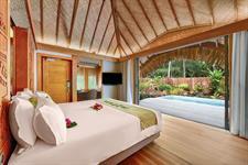 Garden Villa with Pool - Le Bora Bora by Pearl Resorts Le Bora Bora by Pearl Resorts