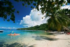 d - Relais Mahana Huahine - Kayaking Relais Mahana Huahine