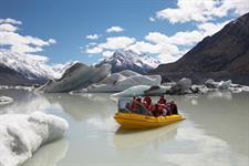 Glacier Exporters, The Hermitage