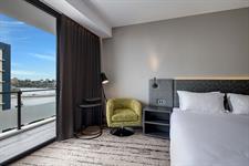 Superior River View Room Swiss-Belhotel Brisbane, South Brisbane