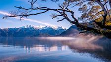 Arthur Steinhouser - Lake Hauroka