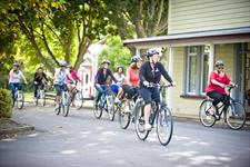 Cycling in Nelson