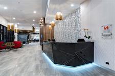 Reception Swiss-Belhotel Brisbane, South Brisbane
