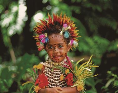Village Huts Papua New Guinea-208-DK