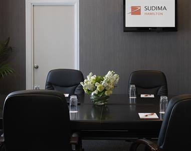 Boardroom Sudima Hamilton