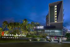 Hotel Facade Swiss-Belinn Singkawang