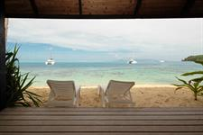 2c - Relais Mahana Huahine - Kokoné Beach semi-det Relais Mahana Huahine