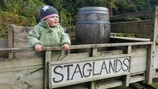 Winner Apr - June 16 Natalie Buckley Staglands Wildlife Reserve and Café