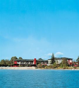 Exterior 1 Sudima Lake Rotorua