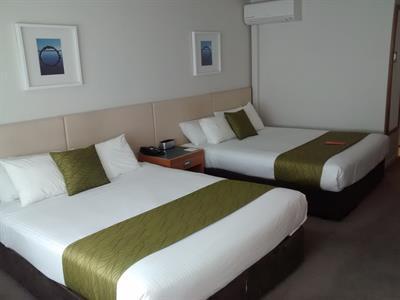 Superior Room Sudima Lake Rotorua