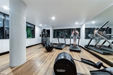 Gym Swiss-Belhotel Brisbane, South Brisbane