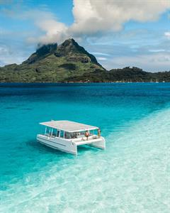 Okeanos Pearl - Le Bora Bora by Pearl Resorts Le Bora Bora by Pearl Resorts