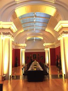 VIP Dinner @ Auckland Art Gallery, Auckland Production Associates
