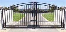 driveway gate 311 Iron Design