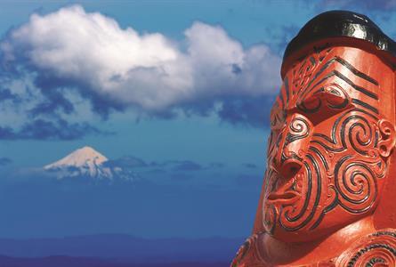 Unique Maori culture The Lodge at Kinloch