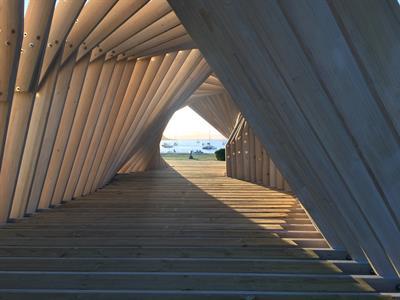 Headland Sculpture on the Gulf @ Waiheke Island, Auckland Production Associates