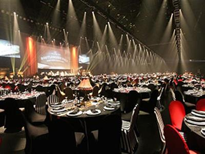 Annual Ball @ Vector Arena, Auckland