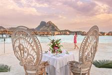 Romantic Dinner - Le Bora Bora by Pearl Resorts Le Bora Bora by Pearl Resorts