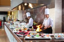 Live Cooking Swiss-Belhotel Makassar