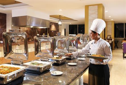 Buffet Swiss-Belhotel Makassar
