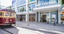 Tram Cashel St BNZ Centre