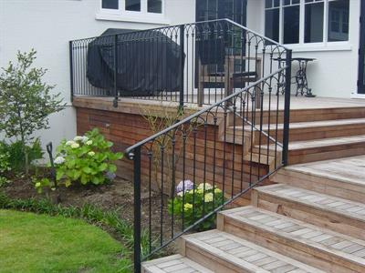 balustrade # 112