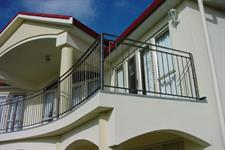 balustrade # 113-1 Iron Design