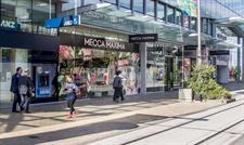 Cashel Street ANZ Centre Mecca shopping