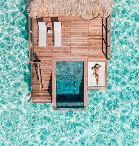 Pool Overwater Villa - Le Bora Bora by Pearl Resorts Le Bora Bora by Pearl Resorts
