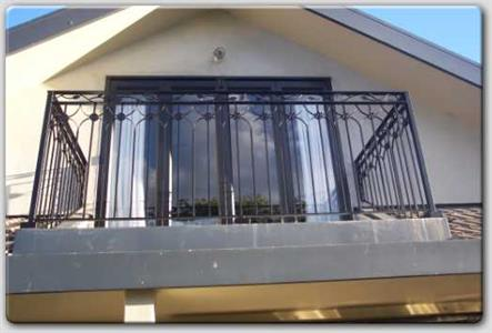 Juliet balcony # 118-1 Iron Design