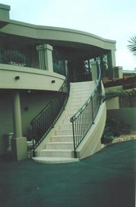 balustrade126 Iron Design