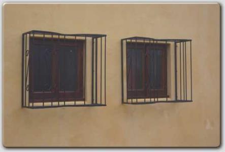 window security Iron Design