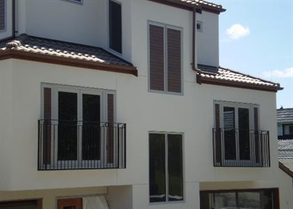 Juliet balcony # 136 Iron Design