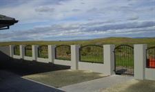 fence panels #4 Iron Design