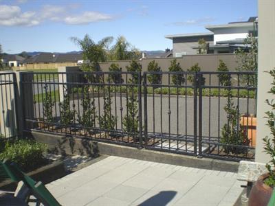 Fencing - boundary #2 Iron Design