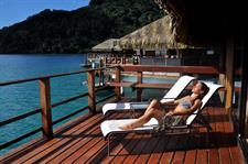 3c - Royal Huahine - Deep Overwater Bungalow Royal Huahine