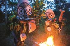 Village Huts Papua New Guinea-231-DK