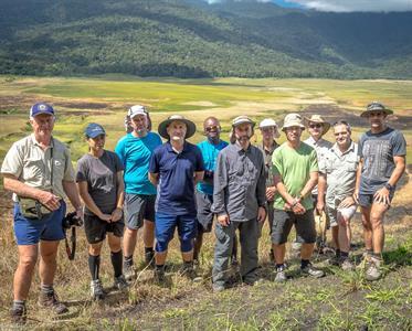 Kokoda Tekking Staff PNG Trekking Adventures - Kokoda
