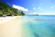 a - Royal Huahine -  beach Royal Huahine