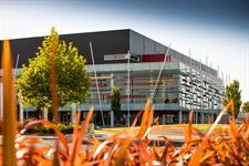 Claudelands Exterior Claudelands Conference & Exhibition Centre