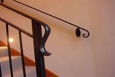 balustrade end