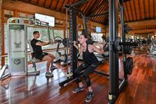 Fitness Center - Le Bora Bora by Pearl Resorts Le Bora Bora by Pearl Resorts