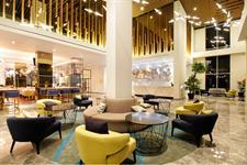 Lobby Swiss-Belinn Airport Surabaya