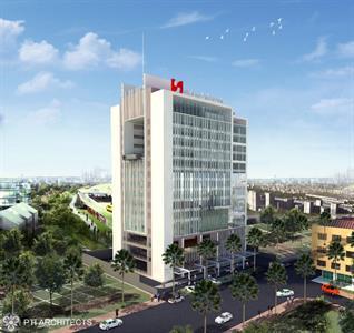 Exterior Swiss-Belhotel Darmo Surabaya (Opening Soon)