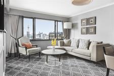 Cordis, Auckland Studio Suite Living Room Cordis, Auckland