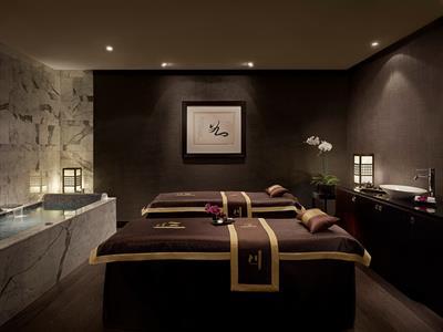 Chuan Spa dual treatment room, Cordis, Auckland Cordis, Auckland