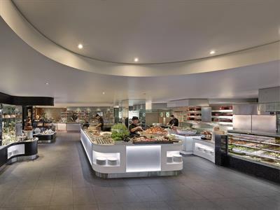 Cordis Auckland -  Eight Restaurant Cordis, Auckland