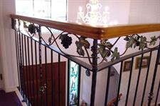 balustrade style 022 detail