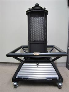 gas fire: Baby lighthouse